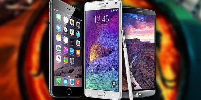How Fast Are Galaxy S6, LG G4 and iPhone 6?