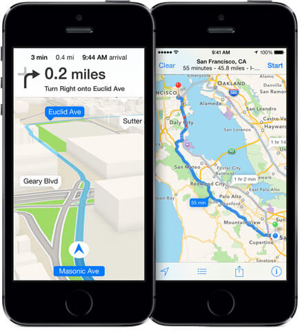 Apple Vans Collecting Maps Data for Much Improved Mapping Experience