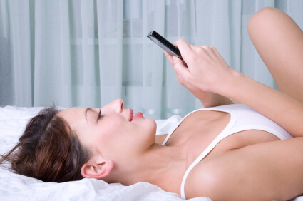 How to have phone sexting with a guy