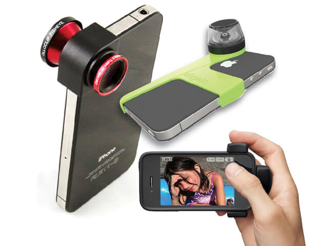 Accessories to Use With your iPhone to Create Better Pictures