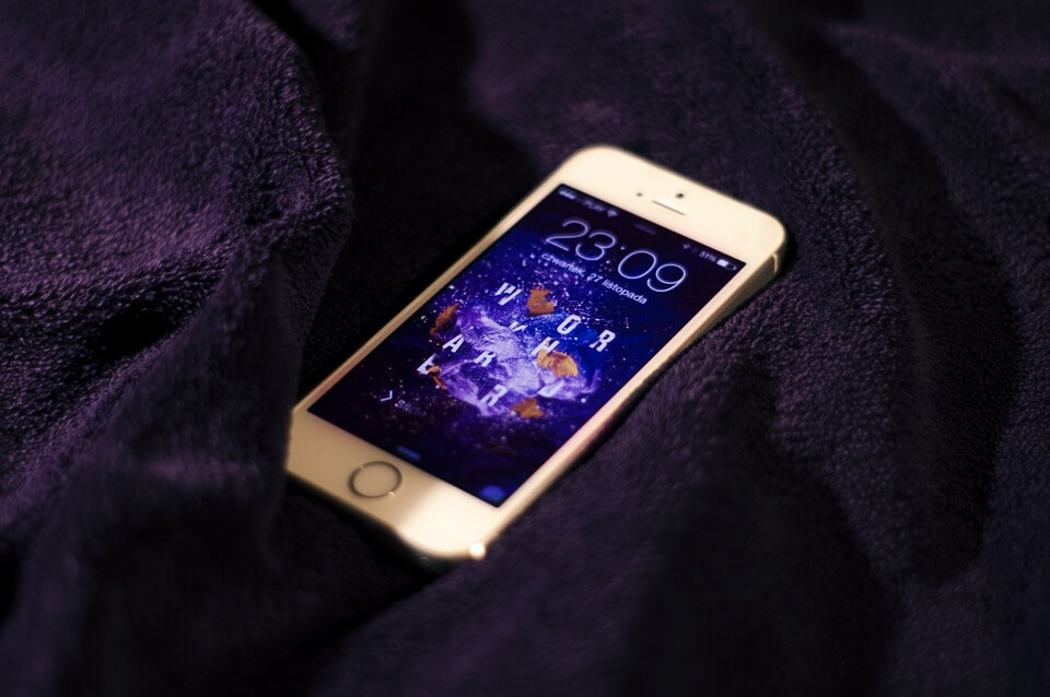 Mobile Phone Monitoring For Individuals With Nomophobia