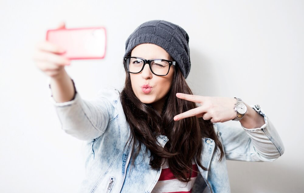 Top 5 Apps For Taking The Perfect Selfie