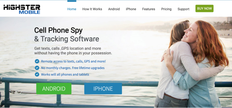 Highster Mobile Review - Best Cell Phone Spy Apps