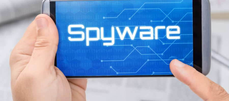 how to find hidden spyware on android