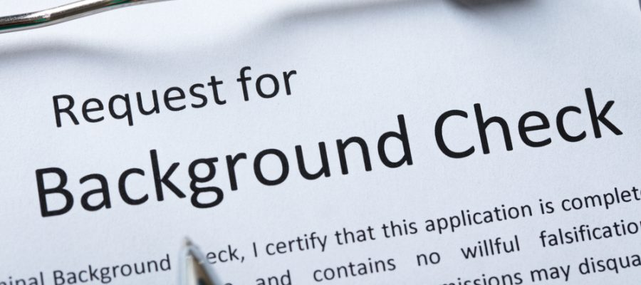 what is a federal background check