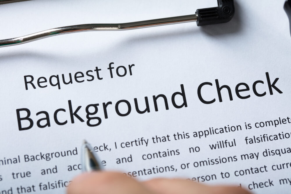 What is a Federal Background Check?
