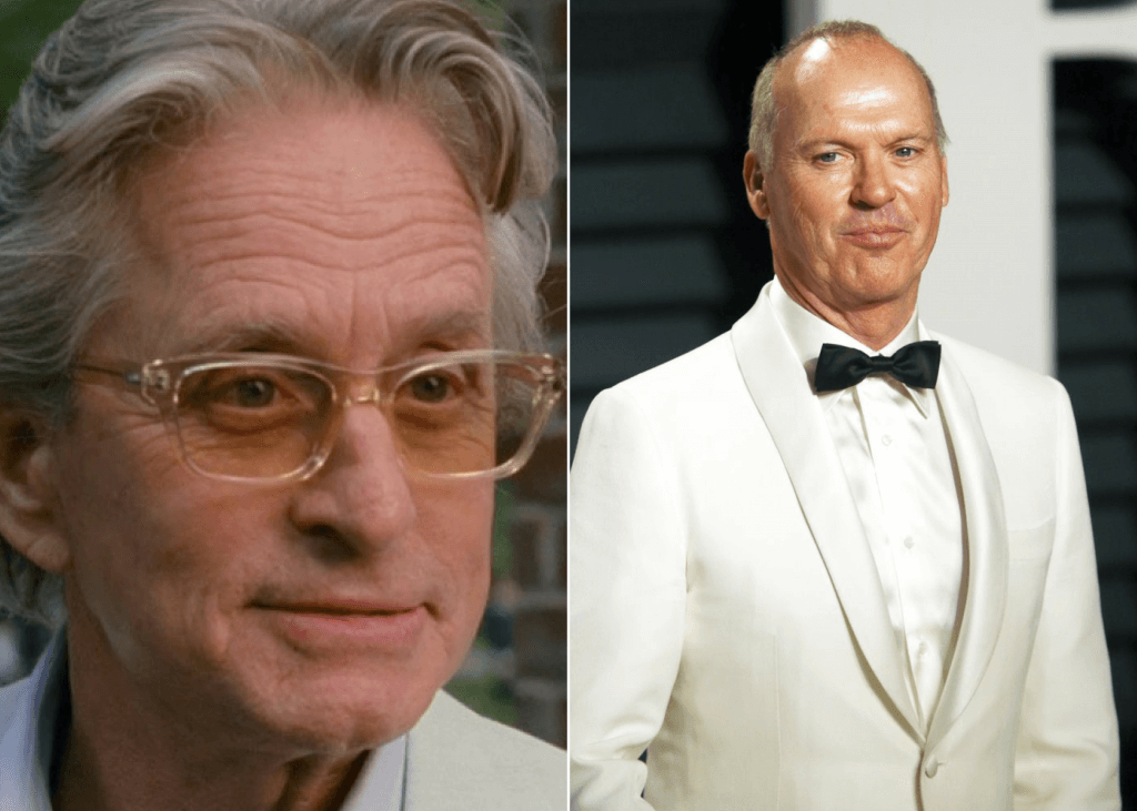 Michael Douglas and Michael Keaton how many people have my name
