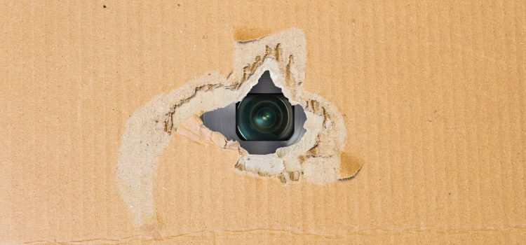 How To Tell If There Are Hidden Security Cameras Spying On You